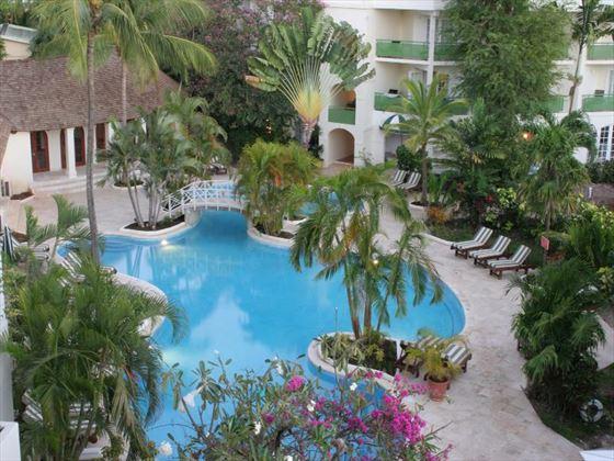 Mango Bay swimming pool