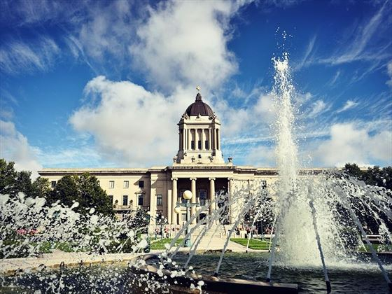 Manitoba Legislative Building, Winnipeg