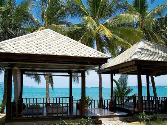 Massage sala at Peace Resort Samui
