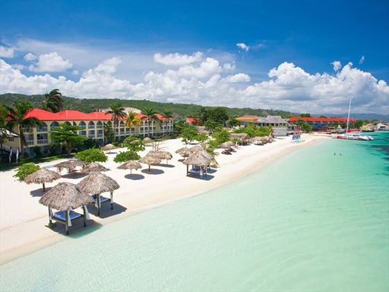 Sandals Montego Bay is a true original, the very first Sandals Resort.