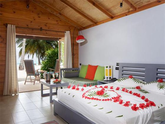 Meeru Island Beach Villa