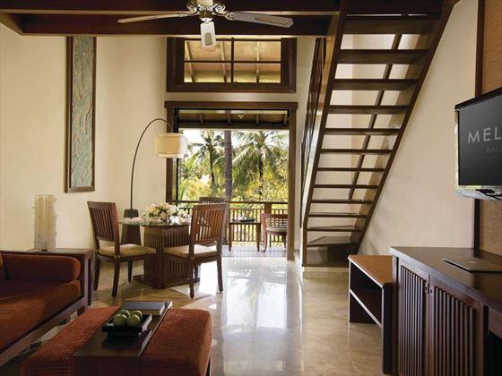 Junior Suite at Melia Bali