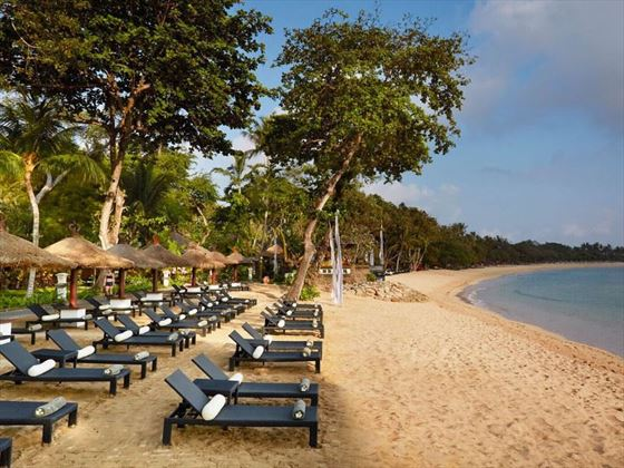 Melia Bali beachfront