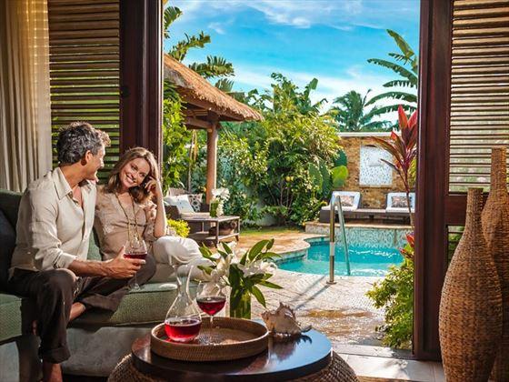 Millionaire Honeymoon Butler Suite at Sandals Negril