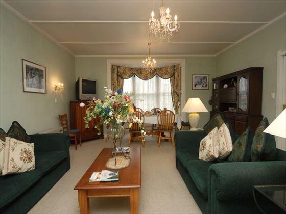 Mon Logis living room