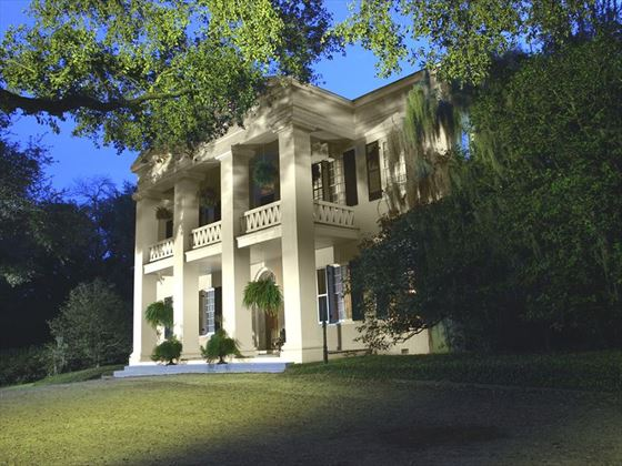 Monmouth Mansion, Natchez