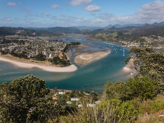 Mouth of Tairua River