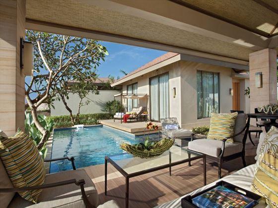 One Bedroom Villa pavilion