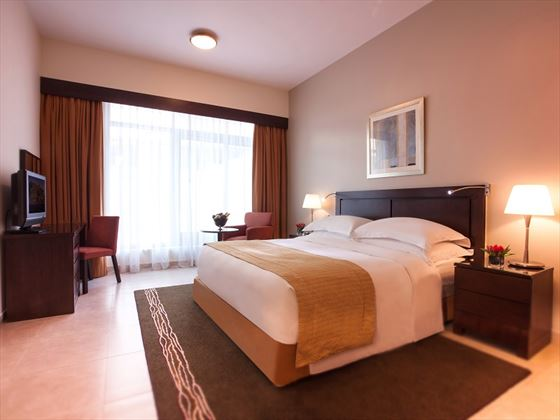Movenpick Hotel & Apartments Bur Dubai Apartment One Bedroom