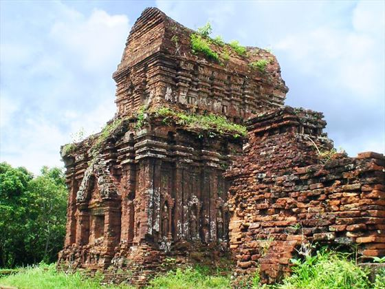 My Son ruins in Hoi An