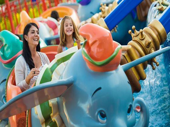 New Fantasyland at Magic Kingdom park