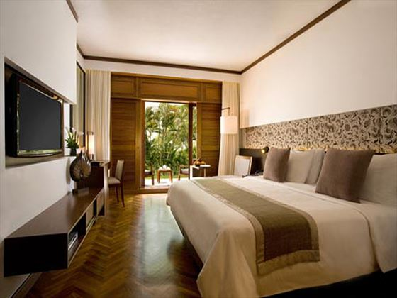 Nusa Dua Beach Hotel Deluxe Room