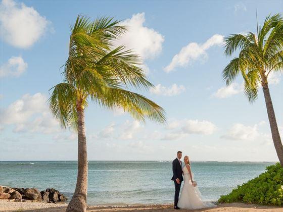 Beautiful Hawaiian wedding