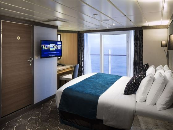 Oasis of the Seas Balcony Cabin