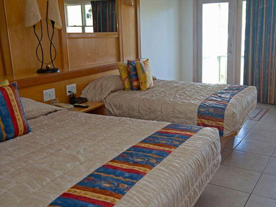 Ocean Terrace Inn Deluxe Luxury Poolside View Room