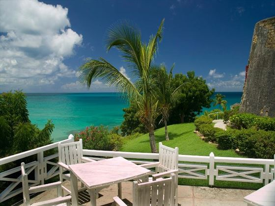 Ocean view from Hawksbill by rex resorts