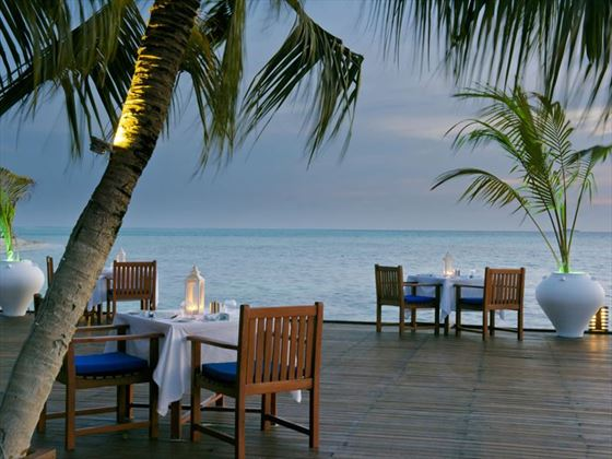 Olhuveli Beach & Spa Resort, Lagoon Restaurant