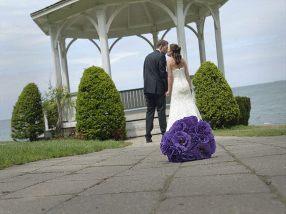 Wedding at Niagara on the Lake