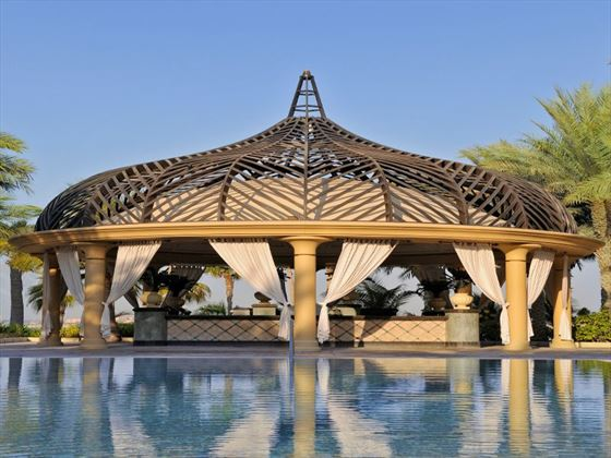 One&Only Royal Mirage The Palace pool bar