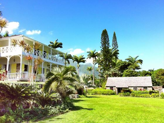 Ottley's Plantation Inn, St Kitts