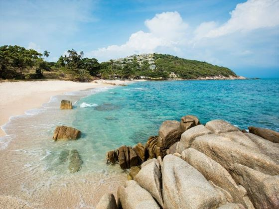 Outrigger Koh Samui Beach
