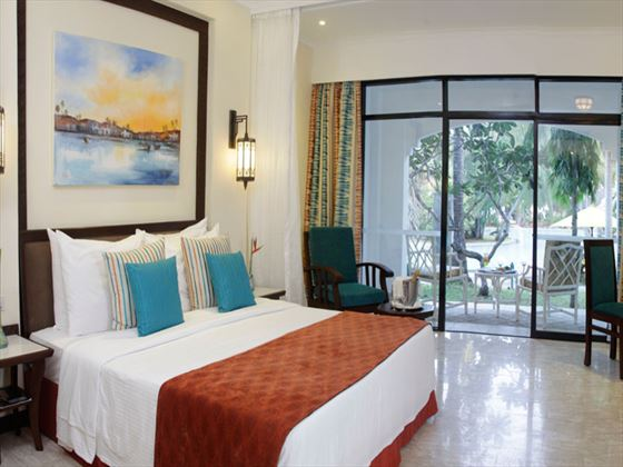 Palm Double Room at Sarova Whitesands