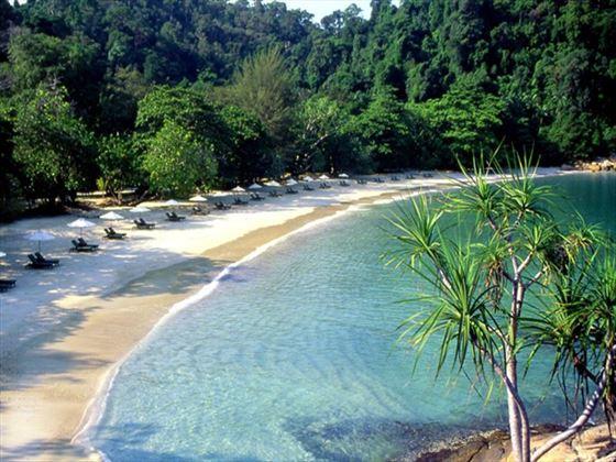Pangkor Laut Beach