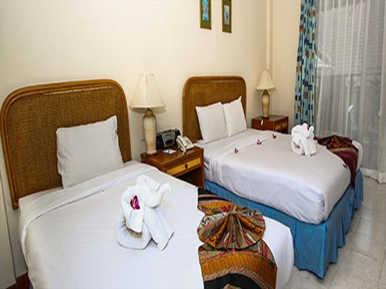 Paradise Beach Resort Standard Room