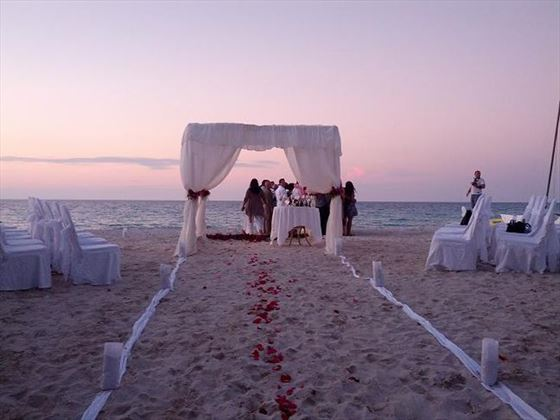 Paradisus Varadero wedding
