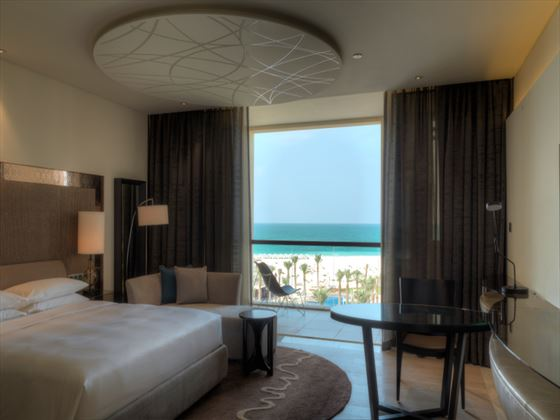 Park Hyatt Abu Dhabi Hotel & Villas Sea View King Room
