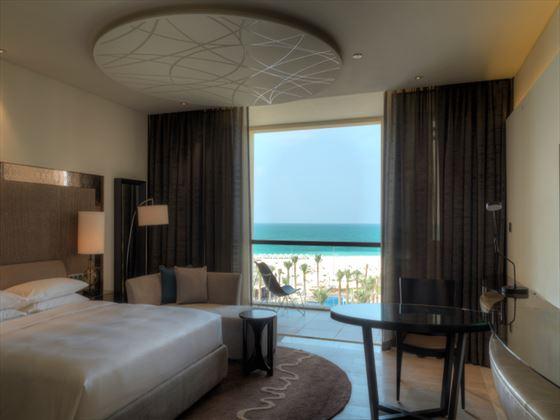 Park Hyatt Abu Dhabi Hotel & Villas Sea View King Room