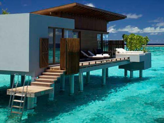 Park Hyatt Hadahaa Water Villa exterior