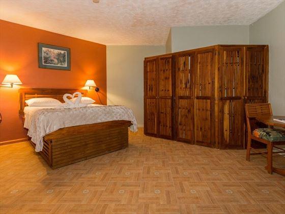 Pasture room interior