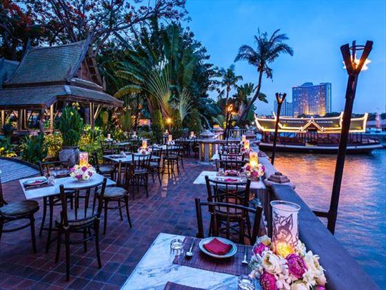 Thiptara Thai Restaurant, The Peninsula, Bangkok