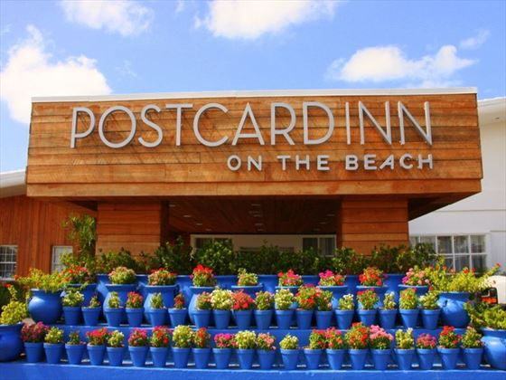Postcard Inn on the Beach