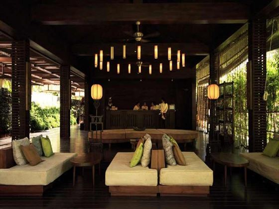 Peace Resort Samui lobby