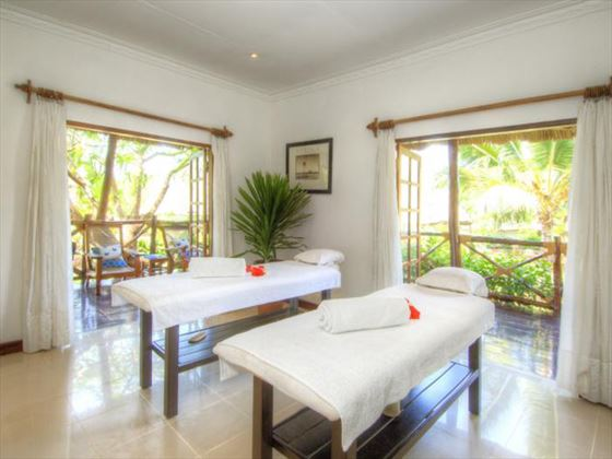Peponi spa at Ras Nungwi