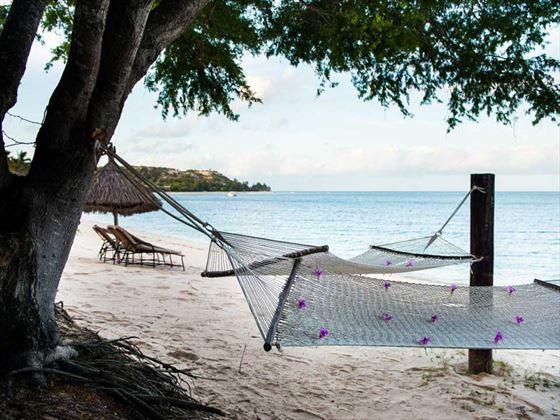 Pestana Bazaruto Lodge hammocks