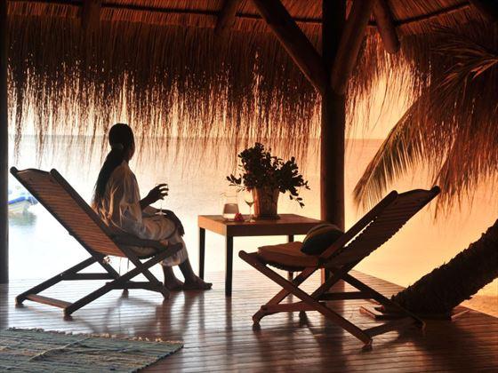 Pestana Bazaruto Lodge views out to sea