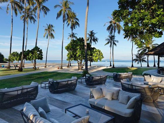 Phi Phi Island Bar Area