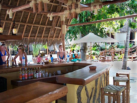 Pinewood Beach Resort and Spa bar