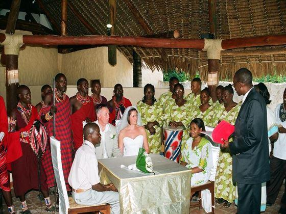 Weddings at Pinewood Beach Resort and Spa