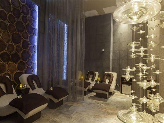 Playacar Palace spa room