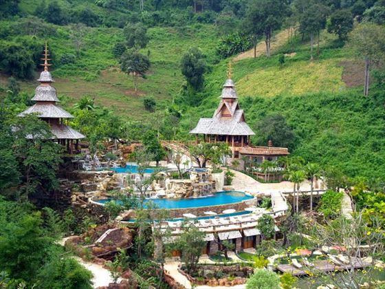Panviman Resort Chiang Mai