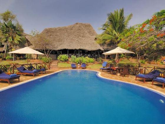 Ras Nungwi pool