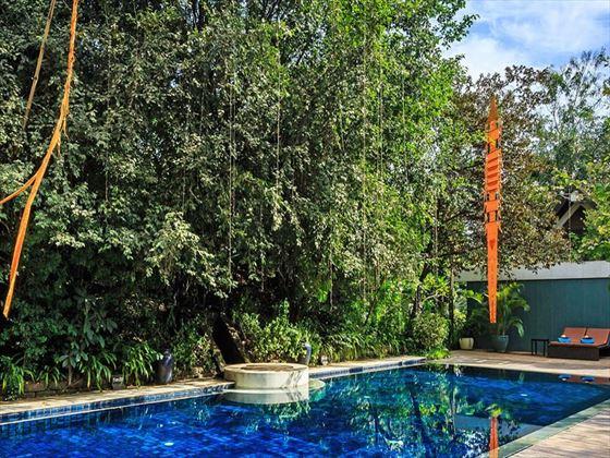 Pool at Heritage Suites, Siem Reap