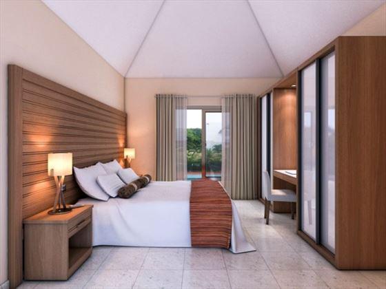 Preferred Club Tropical View Room