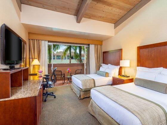 Premier Room at Handlery Hotel