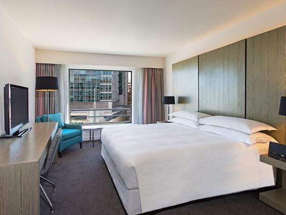 Premium City King Room at Four Points by Sheraton Darling Harbour