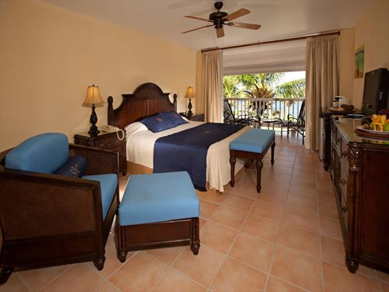 Premium room at St James's Club & Villas